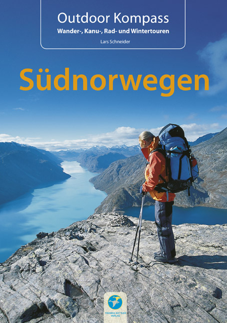 Schneider, Outdoor Kompass Südnorwegen