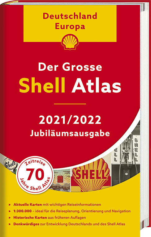Shell Atlas 2018 / 2019