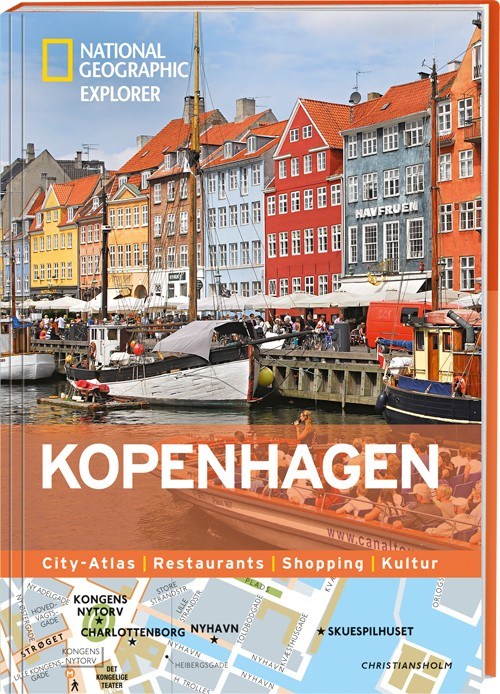 Kopenhagen, National Geographic Explorer