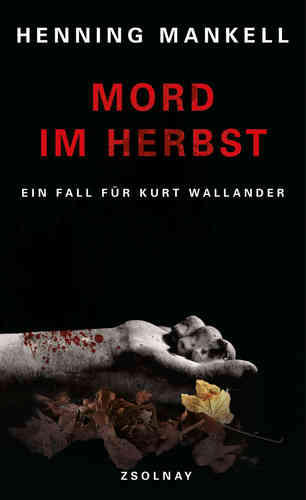 Mankell, Mord im Herbst