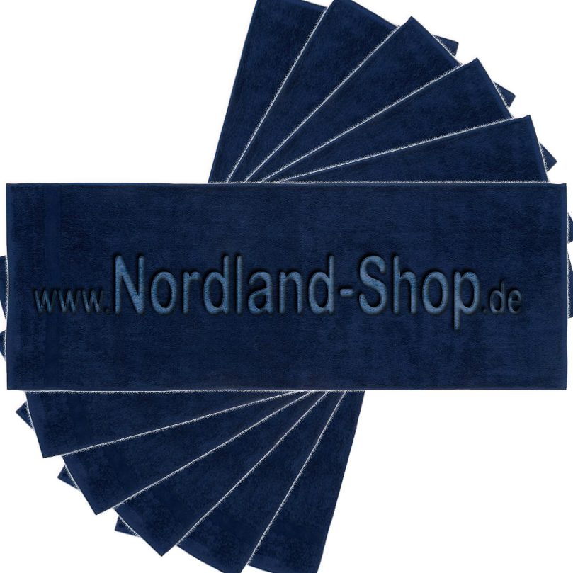xxl luxus badetuch strandtuch saunatuch frottee navyblau nordland shop. Black Bedroom Furniture Sets. Home Design Ideas