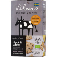 Vilmas Black & White BIO-Cracker - 90 g
