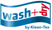 Wash + dry by Kleen-Tex